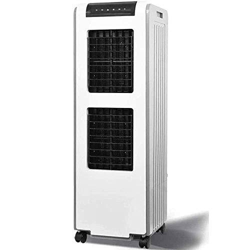 WJL Elektrische verticale torenventilator, industriële en commerciële airconditioning en koelhuishoudelijk, kleine koelkast, energiezuinig, afstandsbediening, groot waterreservoir