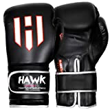 Hawk Sports Black Leather...