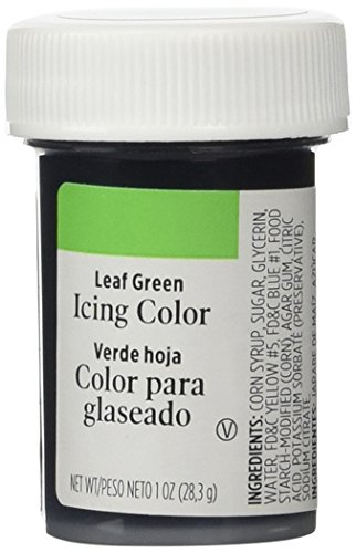 Wilton Paste Colour - Leaf Green