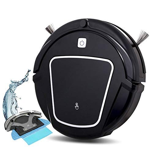 For Sale! TYUIO Robot Vacuum Cleaner with Water Tank, Good for Pet Hair, Carpets, Hard Floors