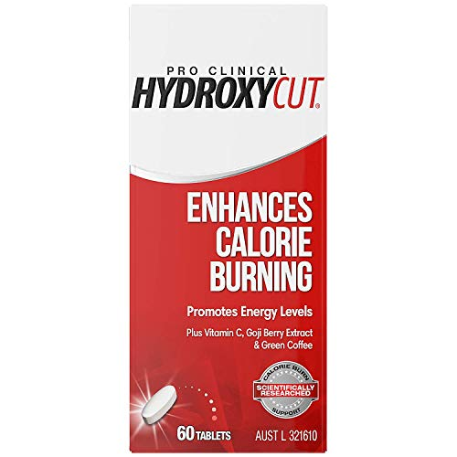 Hydroxycut Pro Clinical Weight Loss Supplement with Apple Cider Vinegar - 60 Tablets