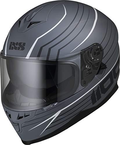 IXS 1100 2.1 Helm Grau/Weiß XXL (63/64)