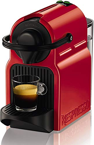 Krups Inissia rouge, Machine à café Nespresso, Cafetière exp