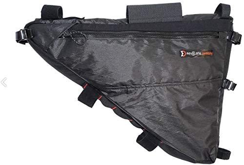 Revelate Designs Ripio Rahmentasche XL Black 2020 Fahrradtasche