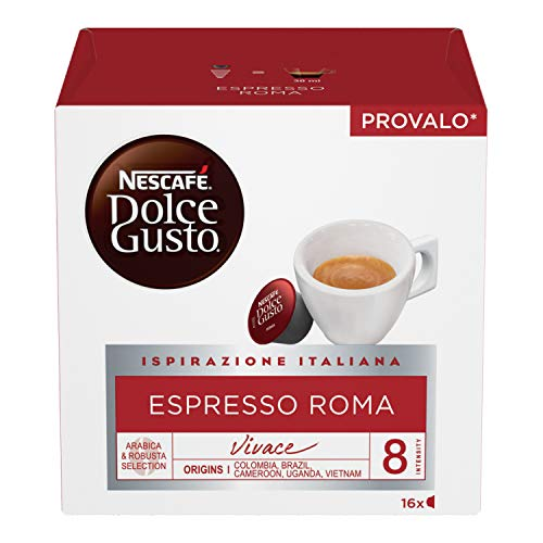 Nescafé Dolce Gusto Espresso Roma - 96 Capsule