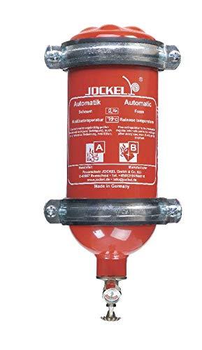 6 Liter Automatik Schaum Feuerlöscher Löschanlage Automatiksprinkler