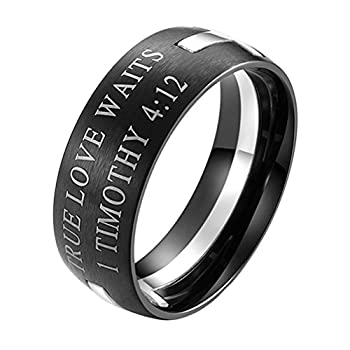 Best mens purity ring Reviews