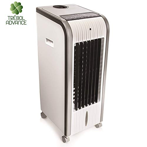TRÉBOL ADVANCE Climatizador Evaporativo Frio Calor Acondicionador Multifunción Digital 5 en 1