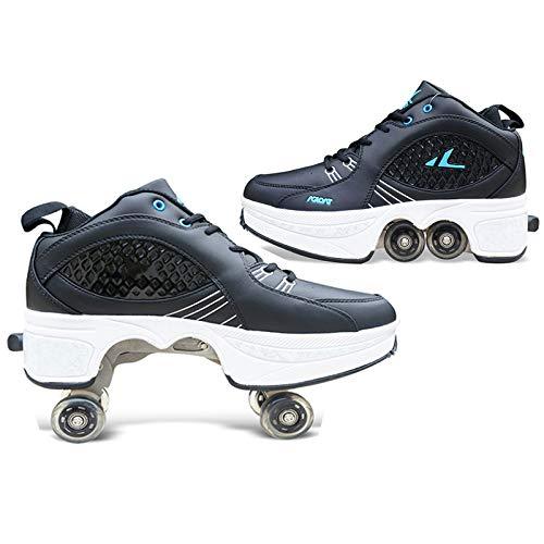 Pinkskattings@ Retro Rollschuhe Disco Roller Skate Kinderschuhe Mit Rollen Jungen Mädchen Laufschuhe Sneakers Mit...