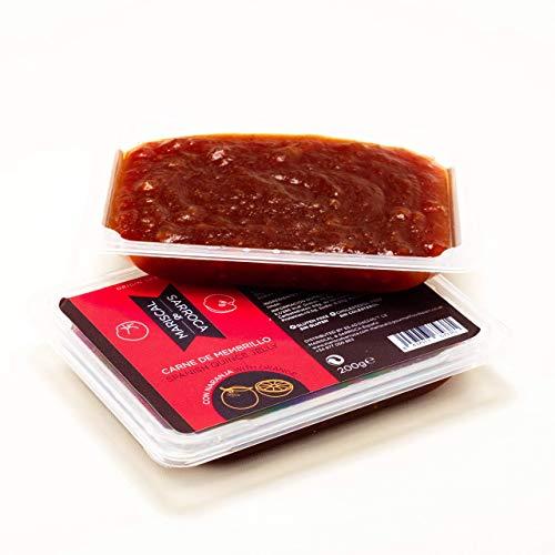 Carne de membrillo con naranja Mariscal & Sarroca -200g