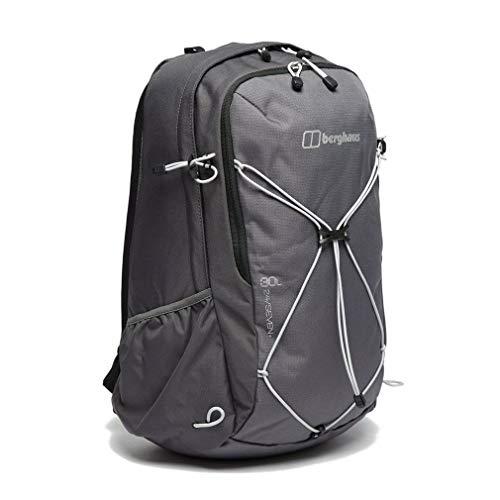 Berghaus TwentyFourSeven 30 Backpack, Grey, One Size