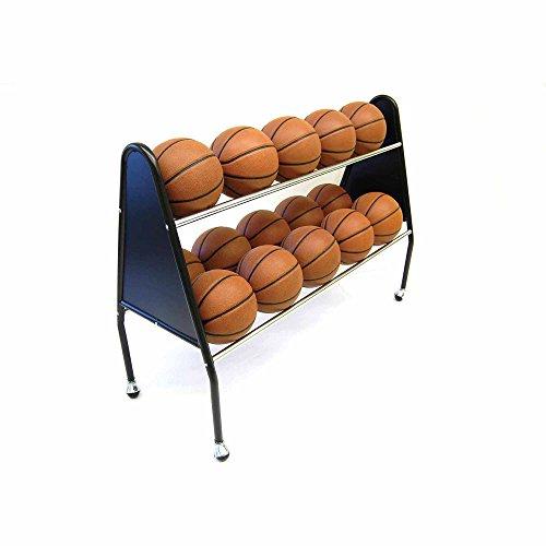 Trigon Sports Procage 2-Tier 15-Ball Cart