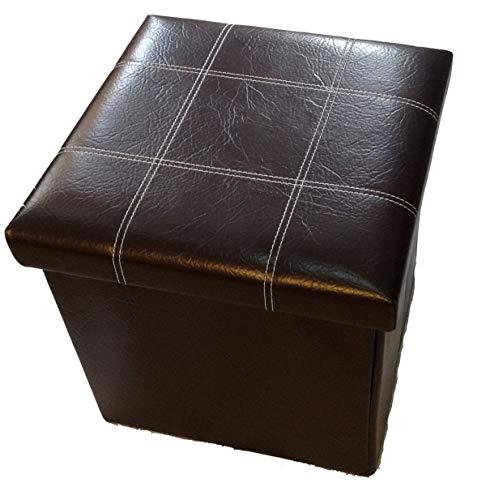 GMMH Original - Taburete Cubo de Almacenamiento para Sentars