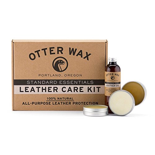 Otter Wax Leather Care Kit by Otter Wax