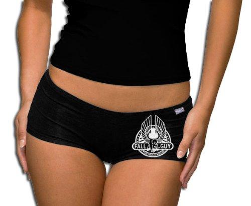 Touchlines dames Een colt voor alle gevallen Logo Panty - Short