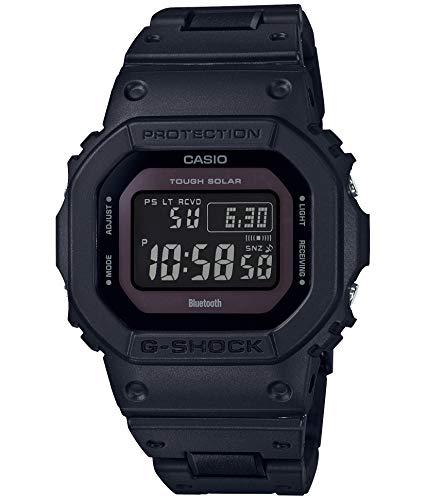 [カシオ] 腕時計 ジーショック Bluetooth 搭載 電波ソーラー GW-B5600BC-1BJF メンズ ブラック