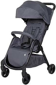 Baby Trend Gravity Fold Stroller (Smoke Grey)
