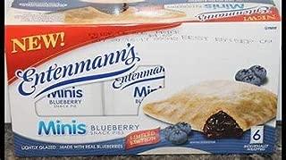 Entenmann's Minis Snack Pies BONUS Entenmann's Individually wrapped Apple Pie (Blueberry)