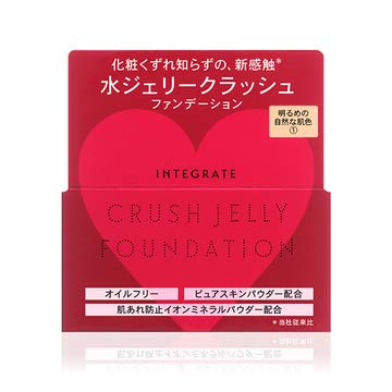 資生堂(SHISEIDO)インテグレート水ジェリークラッシュ2自然な肌色18g[並行輸入品]