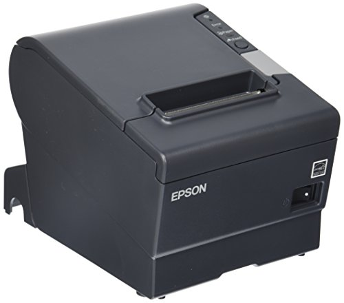 Best Buy! Epson C31CA85834 TM-T88V Direct Thermal Receipt Printer PAR Plus USB EDG PWR Energy Star, ...