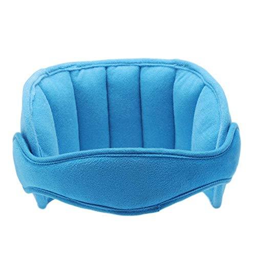 HJPOQZ Asiento de Coche Ajustable Soporte para la Cabeza Cabeza Almohada para Dormir Fija Protección para el Cuello Reposacabezas de Seguridad para corralito
