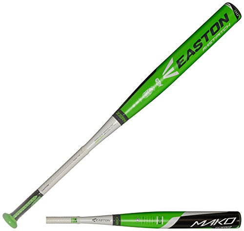 Easton MAKO TORQ CXN ZERO 10 Fastpitch Softball Bat, 33'/23 oz