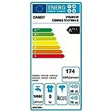 Candy CBWMS 914TWH-S Lavatrice da Incasso (Carica frontale, 9kg, 1400Giri/min A+++), Bianco