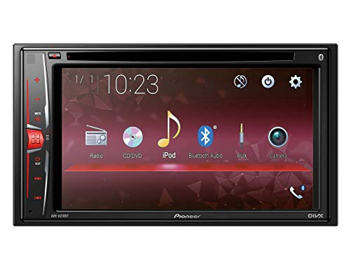 Pioneer 1025923 AVH-A210BT Autorradio Multimedia, Bluetooth, 2-DIN, 6.2'