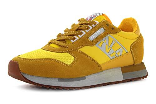 NAPAPIJRI Zapatillas de mujer Vicky amarillo NP0A4ET5YA71 Amarillo Size: 36 EU