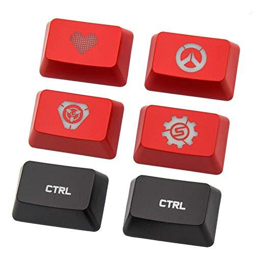 Accesorios de teclado, 1 tapa de repuesto para teclado...