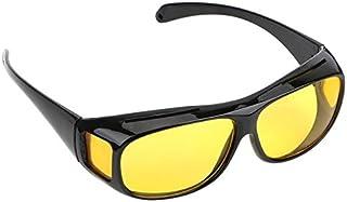 6bddc39700 Lentes de visión nocturna para el conductor Gafas Unisex HD Vision Gafas de sol  Gafas de conducción de automóviles Protección UV Gafas de sol polarizadas  ...