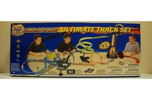 Hot Wheels Highway 35 World Race Ultimate Track Set
