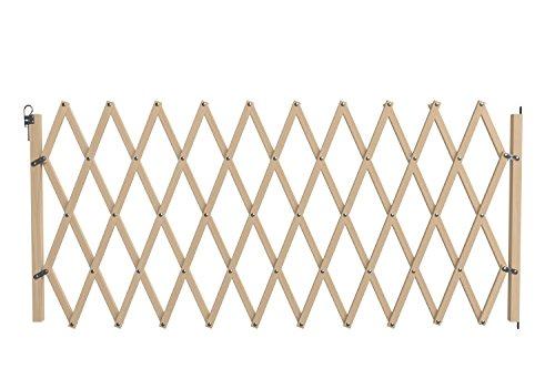 Nordlinger Pro 742011: Stop Max Ausdehnbare Schließung für Heimtiere aus Holz, ausziehbar, extragroß
