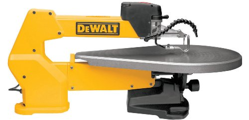 DEWALT Scroll Saw, Variable-Speed, 1.3 Amp, 20-Inch (DW788)