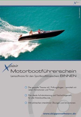 Xplain Motorbootführerschein Sportbootf. Binnen