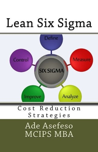 Lean Six Sigma: Cost Reduction Strategies