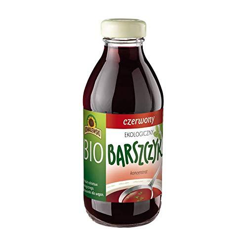 BARSZCZ CZERWONY KONCENTRAT BIO 320 ml - KOWALEWSKI