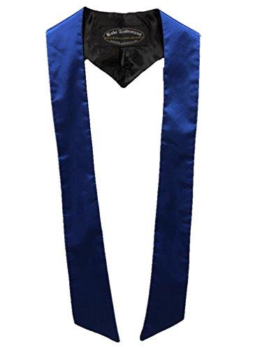 Robe Academicus Schärpe Abschluss (Royalblau)