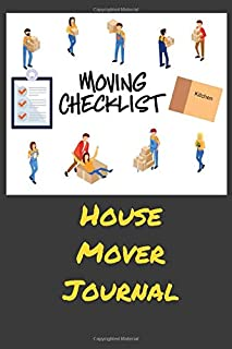 Moving Checklist: House Mover Journal
