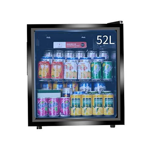 Nuitab Wijnrek voor dranken, met voet voor fruit, bier en koelkast, koeler voor koelkast, drankkoeler, 7 temperatuurniveaus, UV-bescherming, zelfstaande glashouder