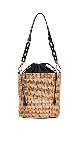 Kayu Women's Colette Bucket Bag, Black, One Size