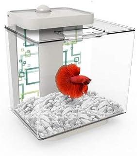 Marina Betta Aquarium White EZ Care Plus kit
