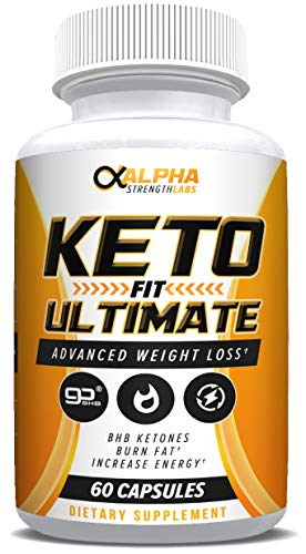 Weight Loss Pills That Work for Women and Men - Extreme Formula with Patented goBHB Ingredients - Induce Ketosis & Burn Fat Fast - Boost Energy - 60 Capsules