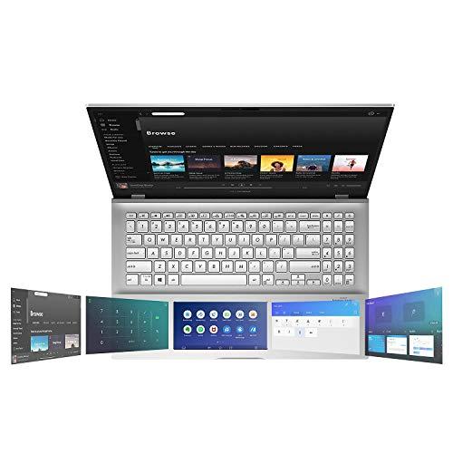 Product Image 5: 2020 ASUS S15 S532 Thin & Light 15.6″ FHD Laptop Intel QuadCore i7 8GB RAM 512GB SSD ScreenPad 2.0 Win 10