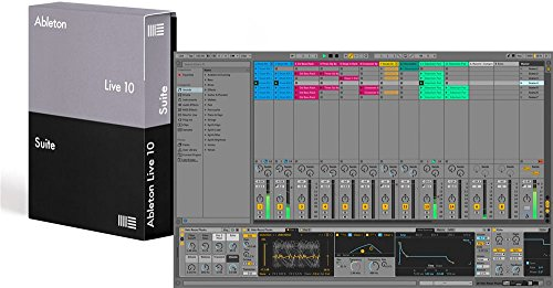 Ableton Live 10 Suite 1 licencia(s) Electronic Software Download (ESD) - Software de licencias y actualizaciones (1 licencia(s), Electronic Software Download (ESD))