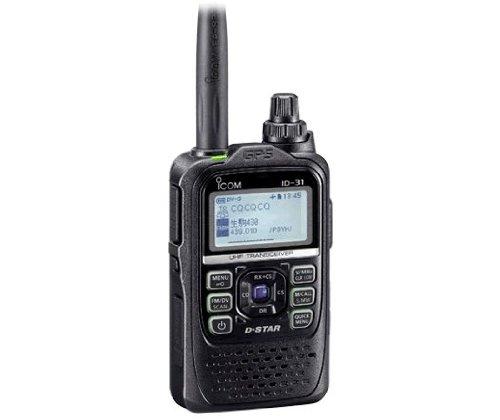アイコム ID-31 ICOM() デジタルトランシーバー(GPSレシーバー内蔵)