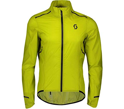 Scott RC Weather WP Fahrrad Regenjacke gelb 2021: Größe: XL (54/56)