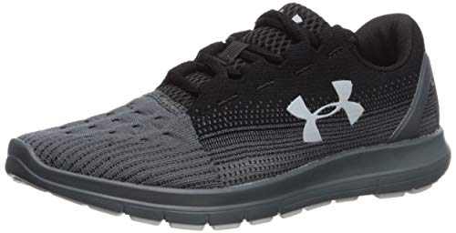Under Armour UA W Remix 2.0, Zapatillas de Entrenamiento para Mujer, Negro (Black/Pitch Gray/Mod Gray (002) 002), 36 EU