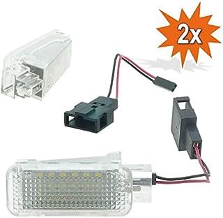 2x Do!LED AR18 LED SMD Fußraum Einstiegs/Türbeleuchtung Xenon Optik