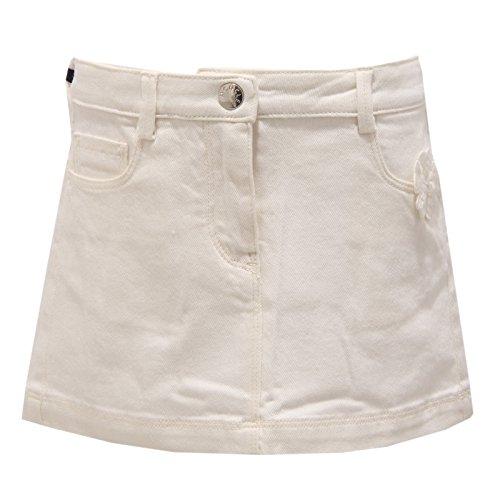 Moncler 5657V Gonna Bimba Jeans Avorio Skir Girl Kid [10 Years]